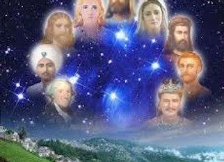 Initiation à la lumière des Maîtres Ascensionnés