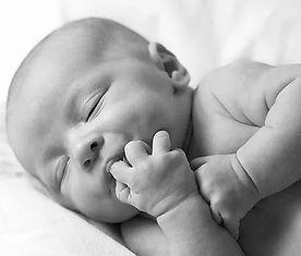 Soins énergétiques pour bébé