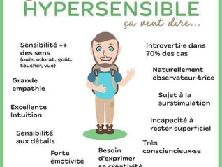Être hypersensible au quotidien
