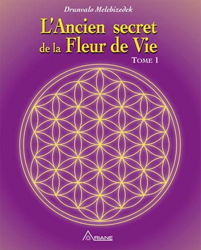 Livre fleur de vie et merkabah