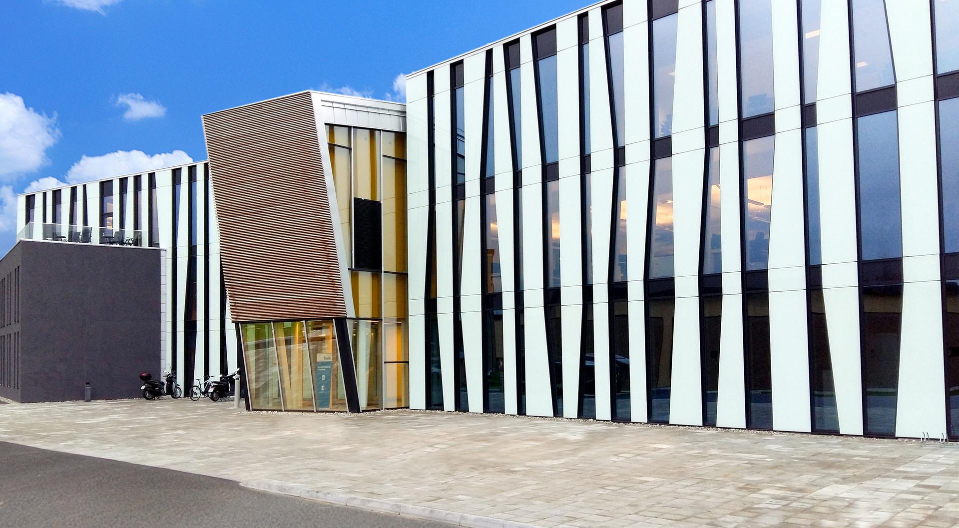 Aliuminio fasadai - Alfestus
