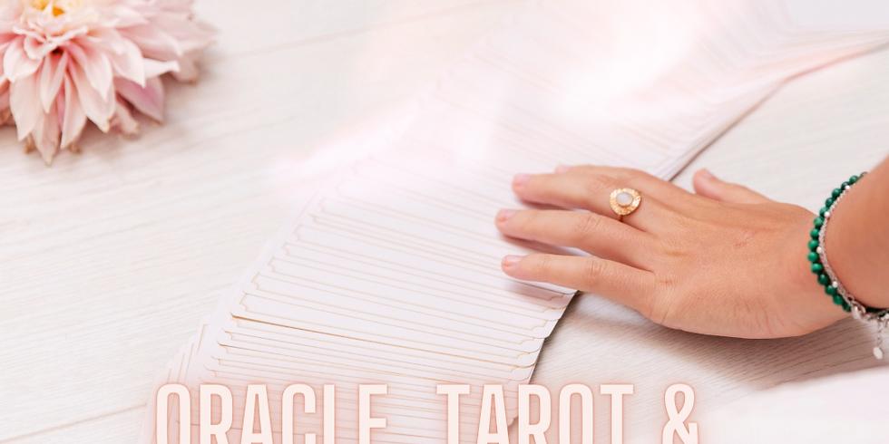 LIVE : Oracle, Tarot & Intuition 🔮(gratuit)