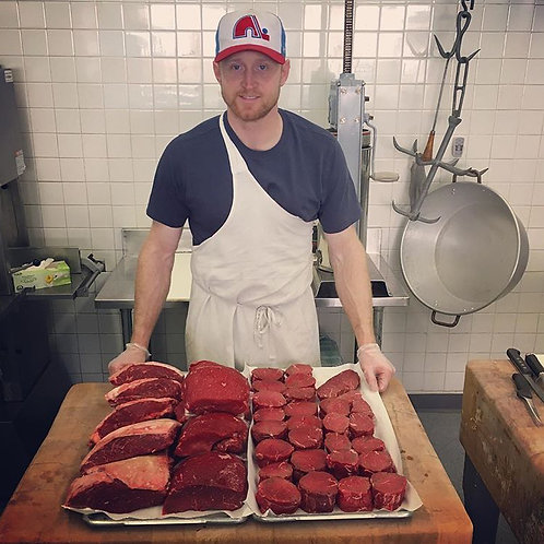 Private Beef Sirloin Class