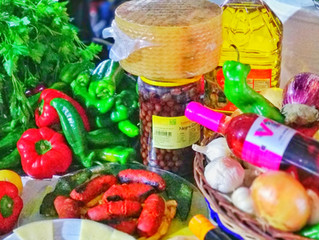 Испанская продуктовая корзина