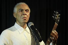 Gilberto Gil Museu de Cera