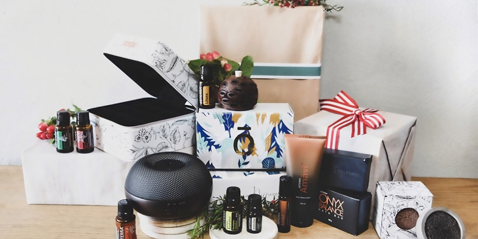 dōTERRA Essential Oil Class - Surprise your loved ones with essential Christmas presents