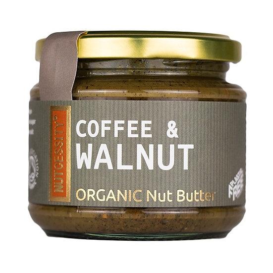 Nutcessity Nut Butter - Coffee & Walnut