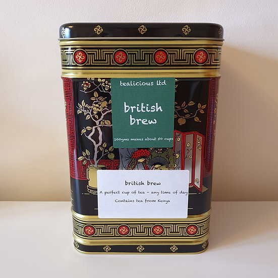 British Brew Tea