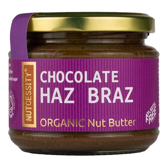 Nutcessity Nut Butter - Chocolate Haz Braz