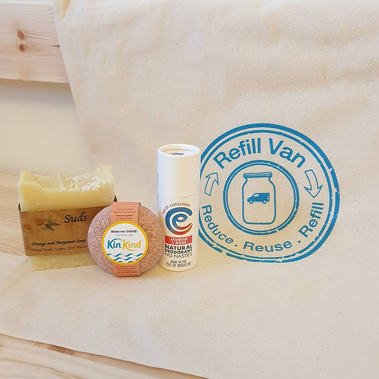 Sustainable Beauty Gift Bag