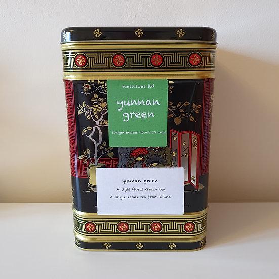 Yunnan Green Tea