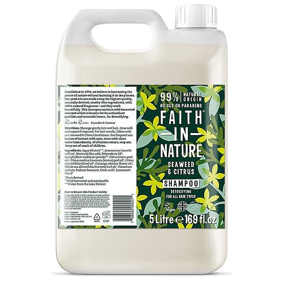 Faith in Nature Shampoo - Seaweed & Citrus
