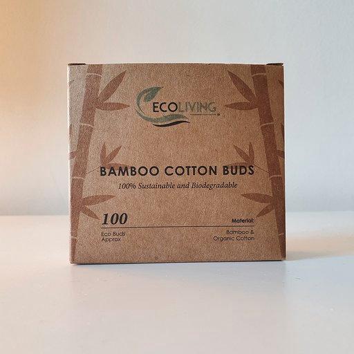 Bamboo Cotton Buds - 100