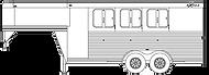 Exiss Express CXF Gooseneck