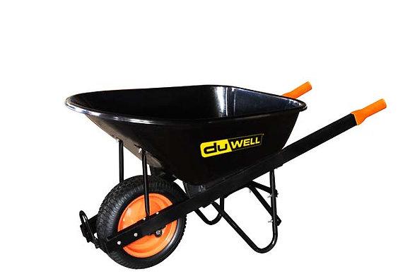 Wheelbarrow – Plastic Tray, 100L