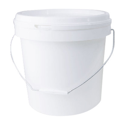 Plastic Bucket With Lid - General Purpose