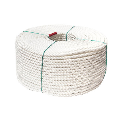 Ropes – Polypropylene, Twisted Coil