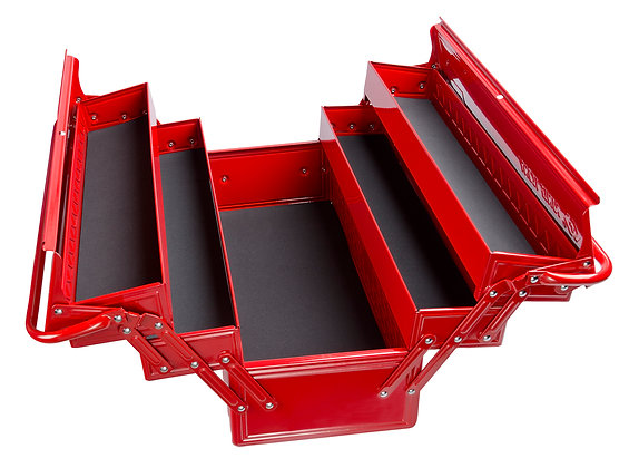 5 Tray Catilever Tool Box - 5.6kg