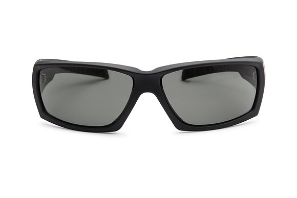 front view smoke safety glasses