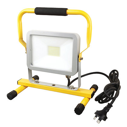 Electric Floodlights – LED, Portable