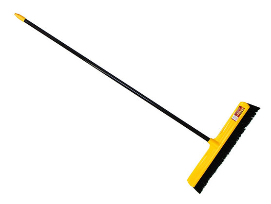 Broom & Handle, 450mm - Medium-Hard Bristle