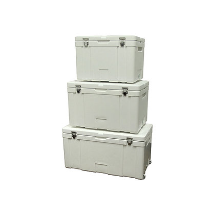 Ice Box / Cooler With Wheels 90L