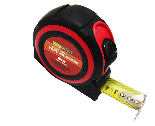8m Heavy Duty Tape Measure