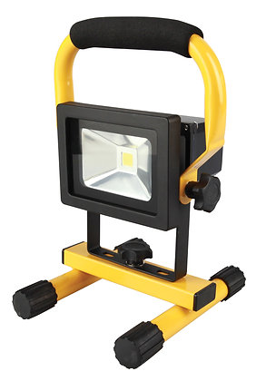 Front view of duwell LED floodlight
