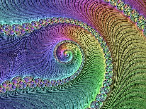 Rainbow Dreams-Fractal Download