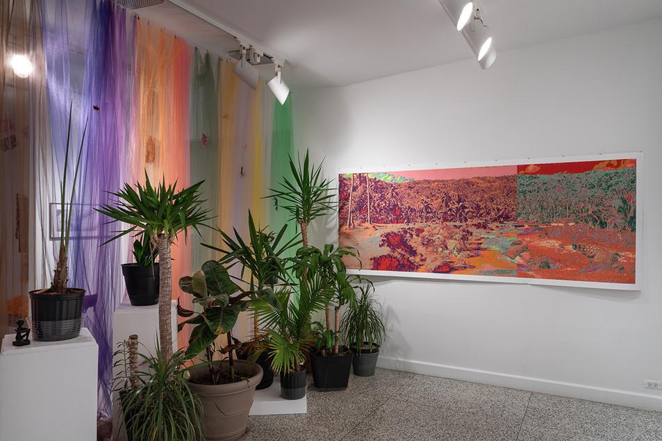 Kasaysayan sa pag-install ng RGB sa Moore College of Art and Design