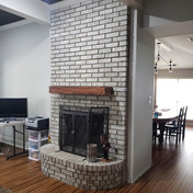 UPDATED LIVING ROOM