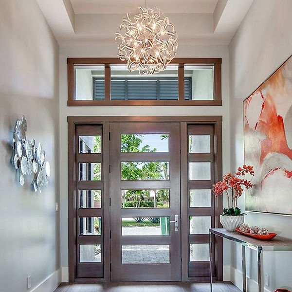 Make an entrance! #sheenamcgeedesigns _s