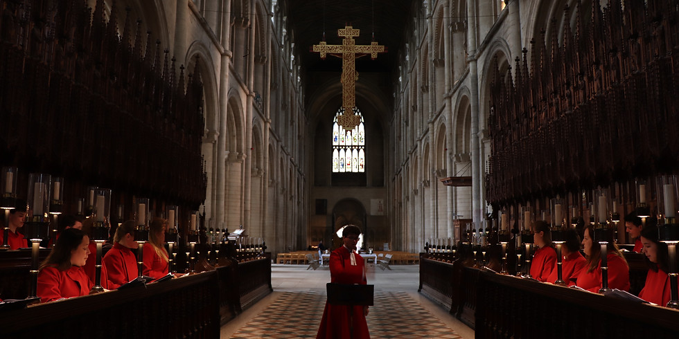 Choral Evensong at Truro Cathedral