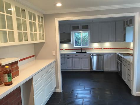Kitchen Remodel in Sunnyvale