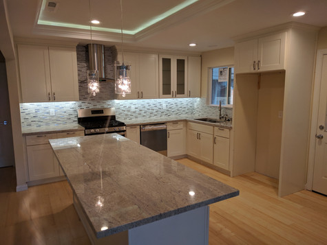 kitchen Remodel in Redwood City