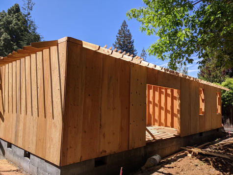 Attached ADU Build Napa