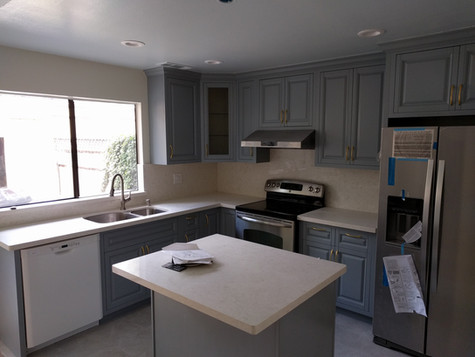 Santa Clara Kitchen Remodel