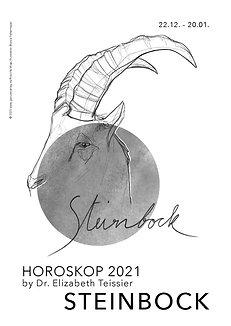 Horoskop Steinbock 2021
