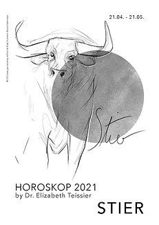 Horoskop Stier 2021