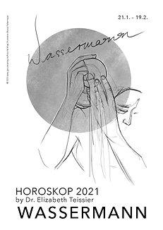 Horoskop Wassermann 2021