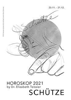 Horoskop Schütze 2021