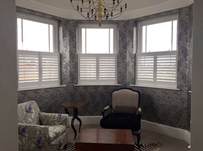 Cafe Style Shutters
