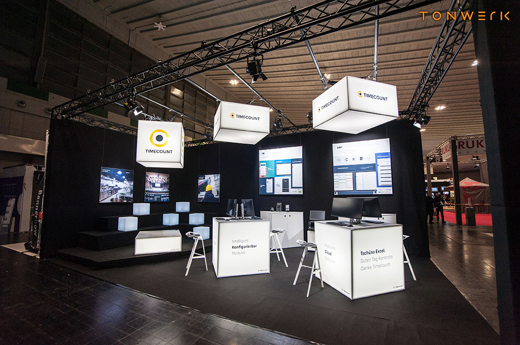 Messestand Timecount 01_19 #15