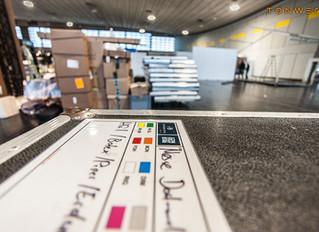 Tonwerk @ BOE Dortmund // Messestand Timecount