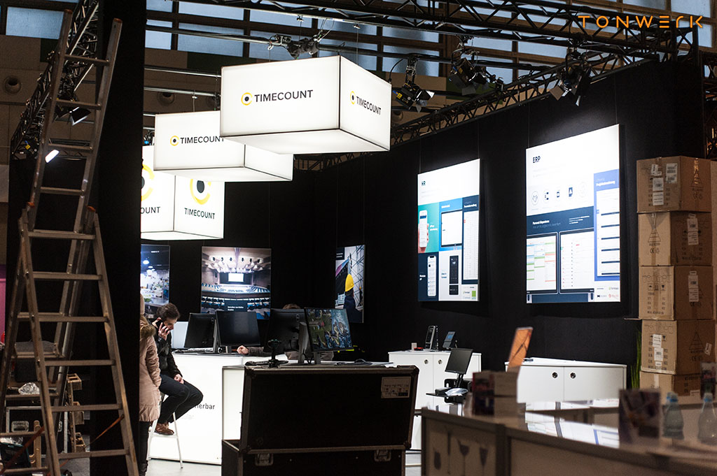 Messestand Timecount 01_19 #11