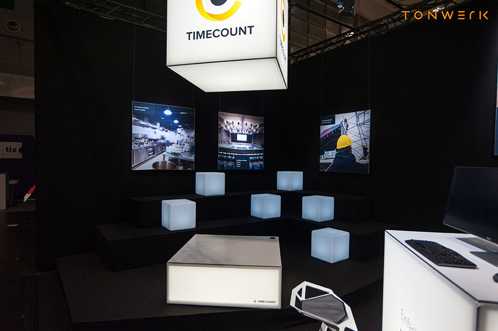 Messestand Timecount 01_19 #17