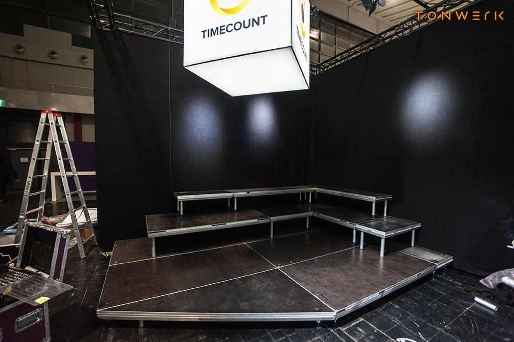 Messestand Timecount 01_19 #04