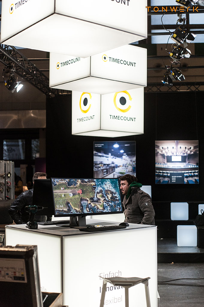 Messestand Timecount 01_19 #10