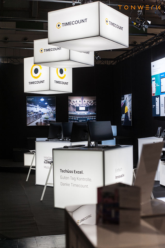 Messestand Timecount 01_19 #19