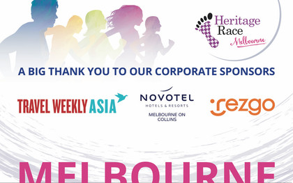 Thank You to the Sponsors of Heritage Race Melbourne!